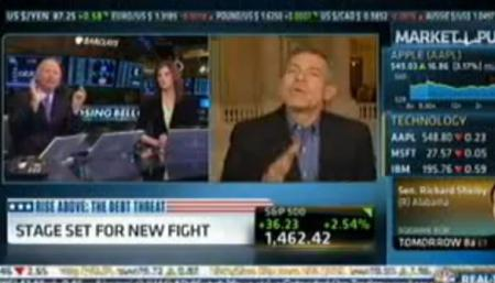 Schweikert discusses upcoming debt ceilling fight on CNBC